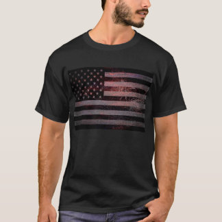 Vintage Amerikaanse Vlag T Shirt