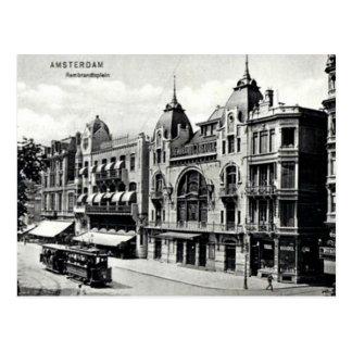 Vintage Amsterdam Briefkaart