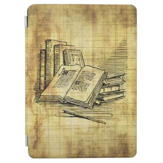 Vintage Boeken iPad Air Cover