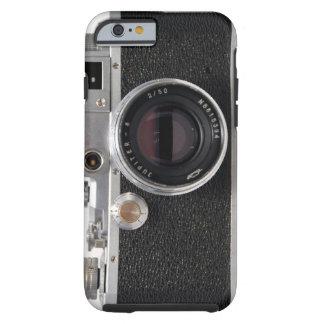 VINTAGE CAMERA 4 de Japanse Duitse Afstandsmeter Tough iPhone 6 Hoesje