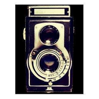 Vintage Camera Briefkaart