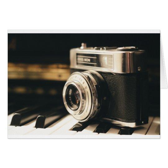 Vintage camera briefkaarten 0