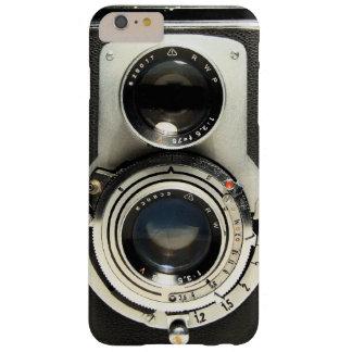 Vintage Camera - de Oude Antiquiteit van de Mode Barely There iPhone 6 Plus Hoesje