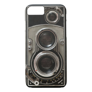 Vintage Camera iPhone 7 Hoesje