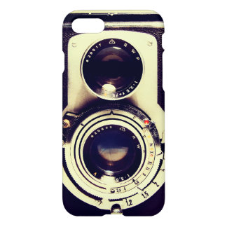 Vintage Camera iPhone 7 Hoesje