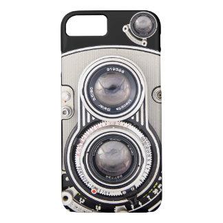 vintage camera iPhone 8/7 hoesje