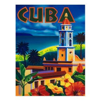 Vintage Cuba - Briefkaart