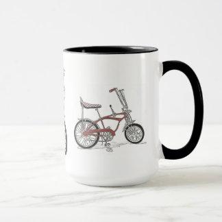 Vintage de fietsenFiets van jaren '60Sting Ray Mok