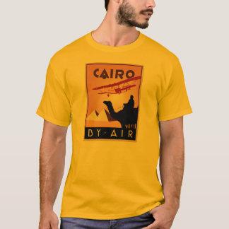 Vintage de reisart deco van Egypte T Shirt