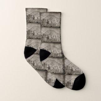 Vintage de Unisex-Sokken van Tonto Saguaro Sokken