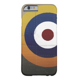 Vintage Engels vliegtuig roundel Barely There iPhone 6 Hoesje