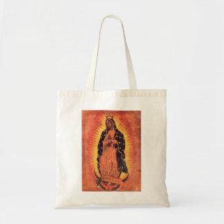 Vintage Godsdienst, Maagdelijke Mary, Dame van Draagtas