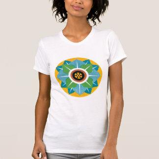 Vintage Grafisch Ontwerp T Shirt