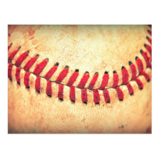 Vintage honkbalbal