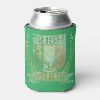 Vintage Iers CREST van de Trots Blikjeskoeler