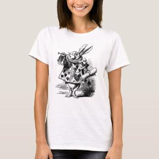Vintage illustratie Alice in Sprookjesland T Shirt