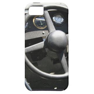 Vintage Indy 500 iPhonehoesje van de Raceauto Tough iPhone 5 Hoesje