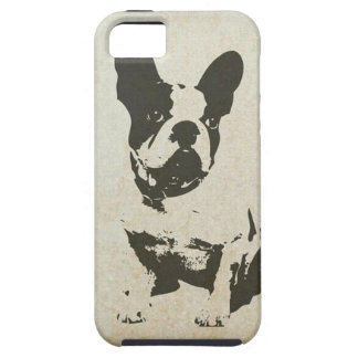 Vintage iPhone5/5s Hoesje van de Hond