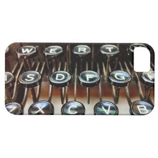 Vintage iPhone 5 van de Sleutels van de Barely There iPhone 5 Hoesje