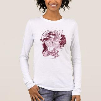 Vintage Jugendstil T Shirts