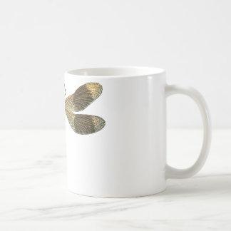 Vintage Libel Koffiemok
