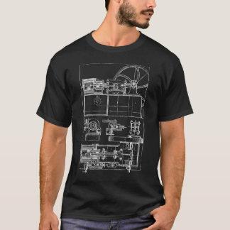 Vintage Machine 04 T Shirt