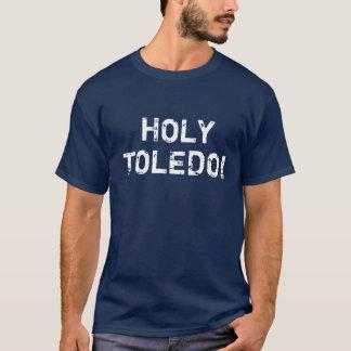 Vintage Mannen Heilig Toledo! T-shirt