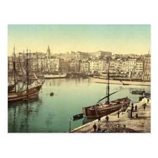 Vintage Marseille, Frankrijk - Briefkaart
