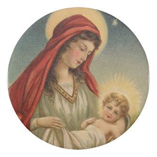 Vintage Mary met Jesus Gum