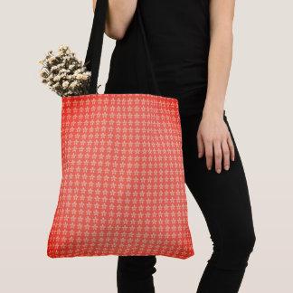 Vintage-Mod-Totes-Bags-Orange-Swirl-Floral_Multi Draagtas