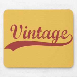 Vintage Muismat