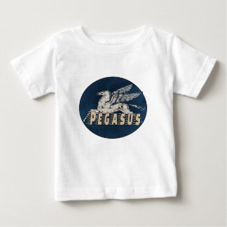 Vintage Ontwerp Pegasus Baby T Shirts