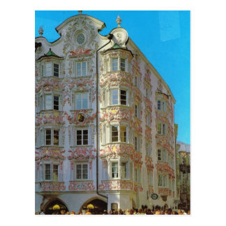 Vintage Oostenrijk, Innsbruck, Heblinghaus Briefkaart