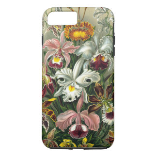 Vintage Orchideeën Haeckel iPhone 7 Plus Hoesje