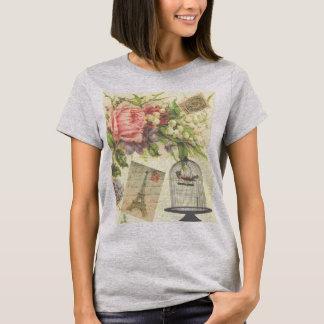 Vintage Parijs T Shirt