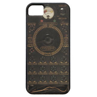 Vintage Radio Barely There iPhone 5 Hoesje