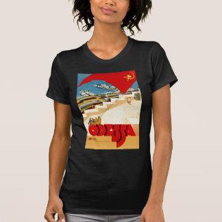 Vintage Reis Odessa de Oekraïne Sovjetunie T Shirt