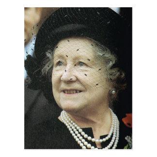 Vintage Royalty, Koningin-moeder Briefkaart