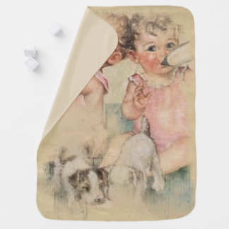 Vintage Schat Babydoek
