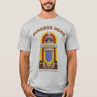 Vintage Speler | van de Muziek de Held van de T Shirt