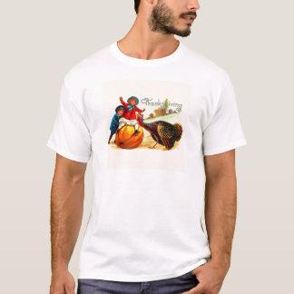 Vintage Thanksgiving T Shirt