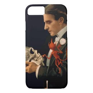 Vintage Tovenaar, Thurston die een Menselijke iPhone 8/7 Hoesje