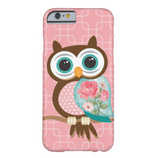 Vintage Uil Barely There iPhone 6 Case