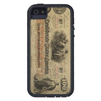 Vintage Verbonden iPhonehoesje van de Munt Tough Xtreme iPhone 5 Hoesje
