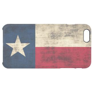 Vintage Vlag Grunge van Texas