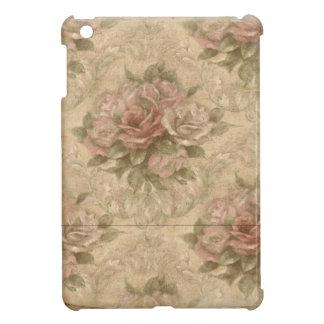 Vintage Zacht nam Bloemen toe iPad Mini Cases