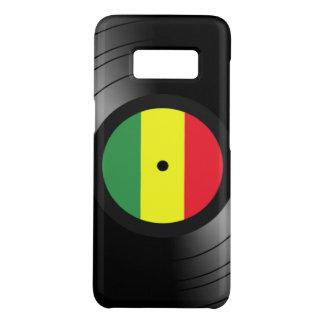 Vinyl reggae Case-Mate samsung galaxy s8 hoesje