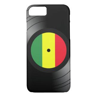Vinyl reggae iPhone 8/7 hoesje