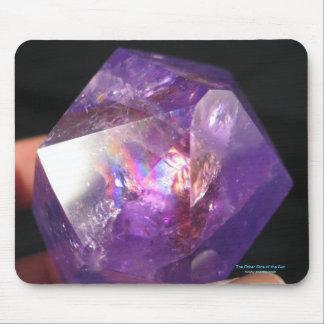 Violetkleurige Regenbogen Mousepad Muismatten