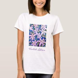 Violette Lelies T Shirt